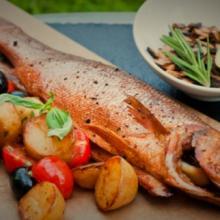 Рецепты рыбы в коптильне #2071790084 Unit Group