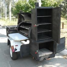 The Barbecue (Smoker) #468445234