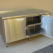 Refrigerated and freezing tables #405630001