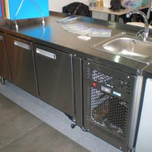 Refrigerated and freezing tables #1982538050